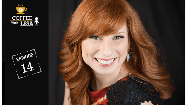 Kendrick Shope on the Coffee With Lisa Podcast | hosted by Lisa Patrick