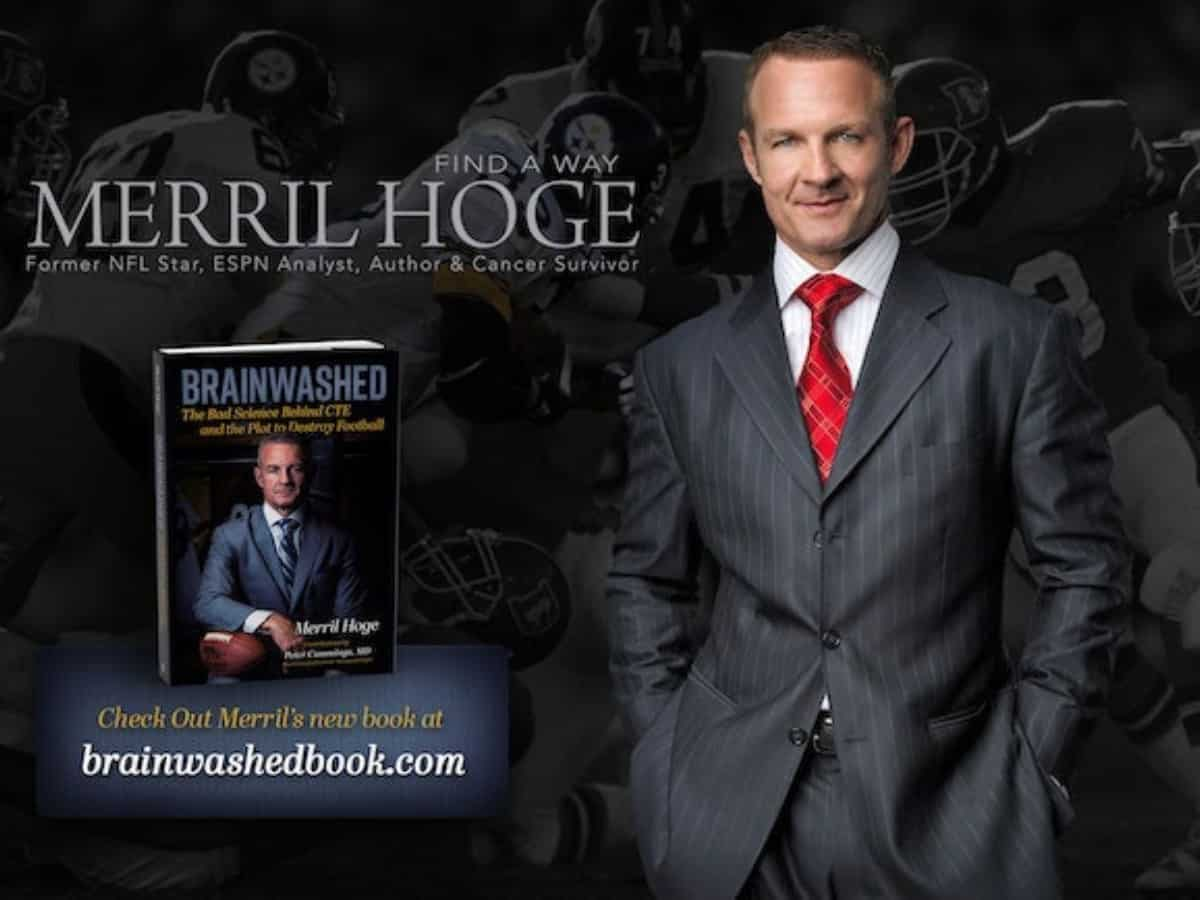 Merril Hoge | Brainwashed | Coffee With Lisa