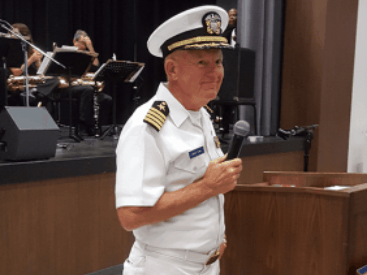 Captain Charlie Plumb | COffee With Lisa Podcast