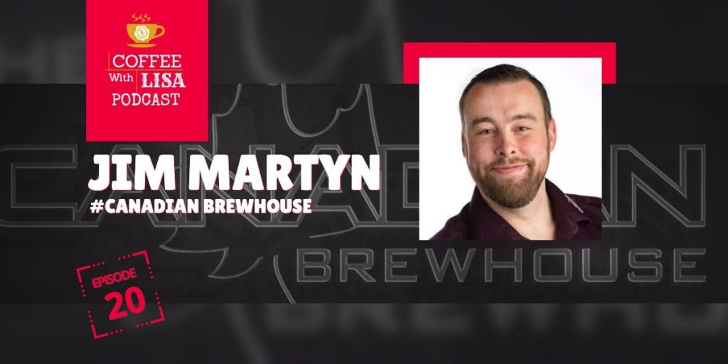 Jim Martyn | The Canadian Brewhouse VP Human Resources